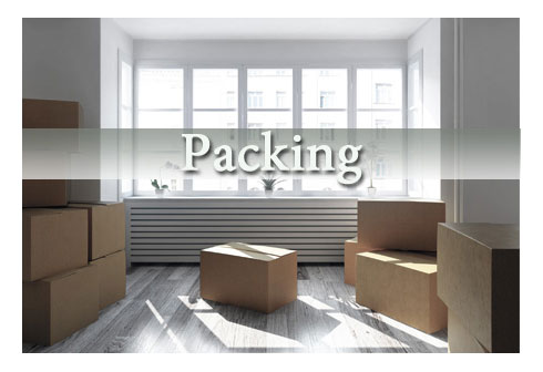 Packing Services, Local Moving Company Woodbridge VA