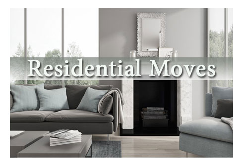 Residential Moves, Local Moving Company Woodbridge VA