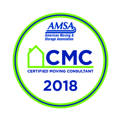 cmc certified moving